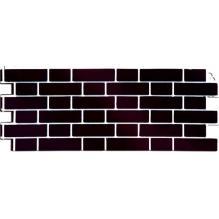 Облицовочный кирпич Britt Дерби(темно-бордовый)