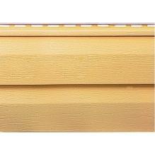 Виниловый сайдинг Альта Профиль (Канада плюс) коллекция Престиж, Золотистый