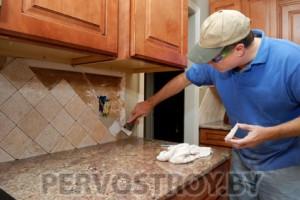 С чего начать отделку кухни