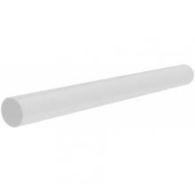 Труба водосточная ПВХ 3м Эконом Альта-Профиль Белый