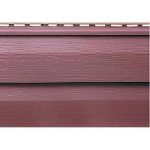Сайдинг Альта Профиль акриловый (Премиум), Красно-коричневый