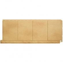 Панель «Фасадная плитка», Златолит