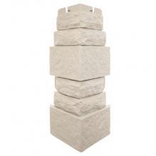 Угол наружный «Фасадная плитка», Базальт