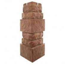 Угол наружный «Фасадная плитка», Доломит