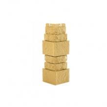 Угол наружный «Фасадная плитка», Опал