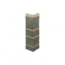Угол наружный «Камень», Серый
