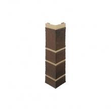 Угол наружный «Камень», Жжёный