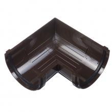 Угловой элемент 90˚ Döcke  PREMIUM  Шоколад