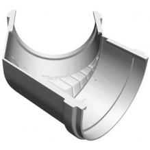 Угловой элемент 135˚ Döcke  PREMIUM  Пломбир