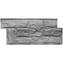 Цокольный сайдинг Wellbeen коллекция Гранит Леон - Гранит Кавказ