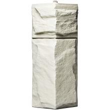 Угол для цокольного сайдинга Wellbeen Гранит Леон - Гранит Белый