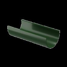 Желоб водосточный DACHA Docke Зеленый ( 3 метра )