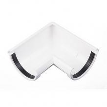 Элемент угловой Docke Lux 90° Белый
