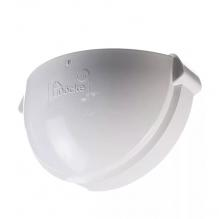 Заглушка желоба Docke Lux Белый