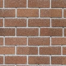 Фасадные панели Технониколь Hauberk Красный кирпич