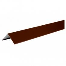 Угол металлический внешний Технониколь Hauberk Коричневый