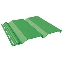 Виниловый сайдинг Fineber (Файнебер) - Standart, Зеленый