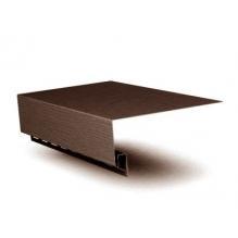 Приоконная планка (шир. 12.5см) коричневая Vox ( 3.05м )