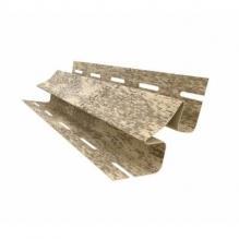 Внутренний угол Ю-Пласт, Кирпич песочный ( 3м )