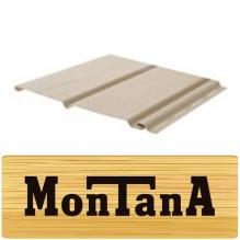 Сайдинг FineBer Montana, Светло-Бежевый