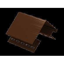 Наружный угол, Классик коричневый