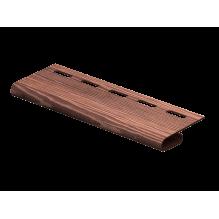 Финишная планка, Timberblock Дуб мореный