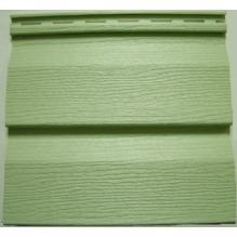 Виниловый сайдинг Ю пласт, Зеленый