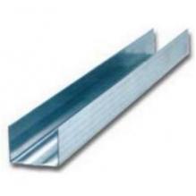 Профиль для обрешетки UD: 27x28. Толщина металла - 0.45 мм. ( 3 метра )