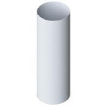 Труба водосточная Альта-профиль Элит   ПВХ белая 3м