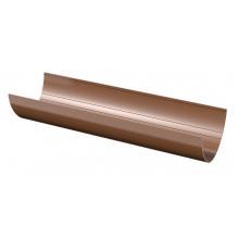 Водосточный желоб 3 м Технониколь коричневый