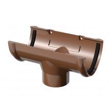 Водоприемная воронка Технониколь коричневая
