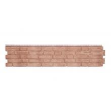 Фасадные панели Яфасад, демидовский кирпич цвет Бронза