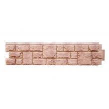 Фасадные панели Яфасад, екатеринский камень цвет Бронза