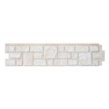 Фасадные панели Яфасад, екатеринский камень цвет Слоновая кость