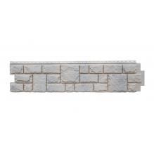 Фасадные панели Яфасад, екатеринский камень цвет Железо