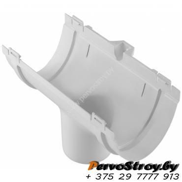 Воронка 74 мм Эконом Альта-Профиль Белый - изображение 1