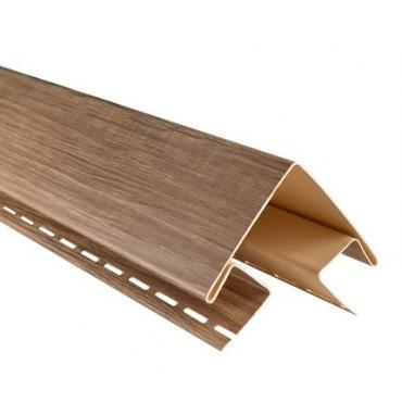 Наружный угол, Карелия Орех  ( кораб.брус , BH-03 ) - изображение 1