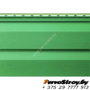 Сайдинг Альта Профиль акриловый (Премиум), Зеленый - изображение 1