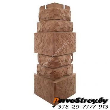Угол наружный «Фасадная плитка», Доломит - изображение 1