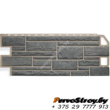 Панель «Камень», Серый - изображение 1
