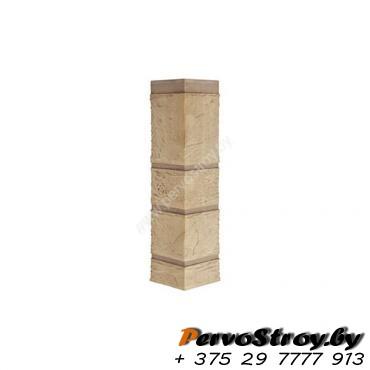 Угол наружный «Камень», Известняк - изображение 1