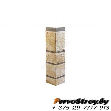 Угол наружный «Камень», Песчаник - изображение 1