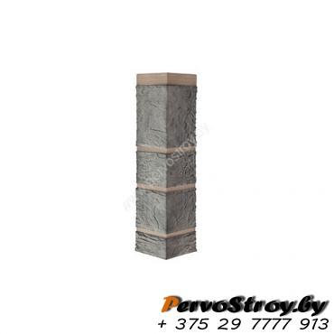 Угол наружный «Камень», Топаз - изображение 1
