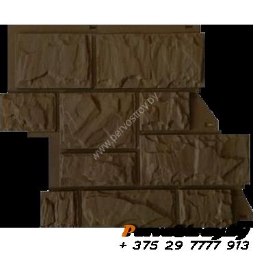 камень коричневый - изображение 1