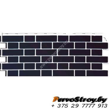 Облицовочный кирпич Britt Честер (черно-коричневый) - изображение 1
