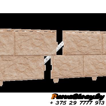 Камень золотистый стоун-хаус ю-пласт - изображение 1