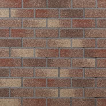 Фасадные панели Технониколь Hauberk Английский кирпич - изображение 1