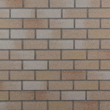 Фасадные панели Технониколь Hauberk Каталонский кирпич - изображение 1