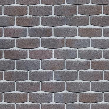 Фасадные панели Технониколь Hauberk Кварцит - изображение 1