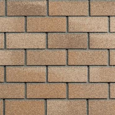 Фасадные панели Технониколь Hauberk Песчаный кирпич - изображение 1